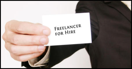 Hire a freelancer using Employee Timesheet Software