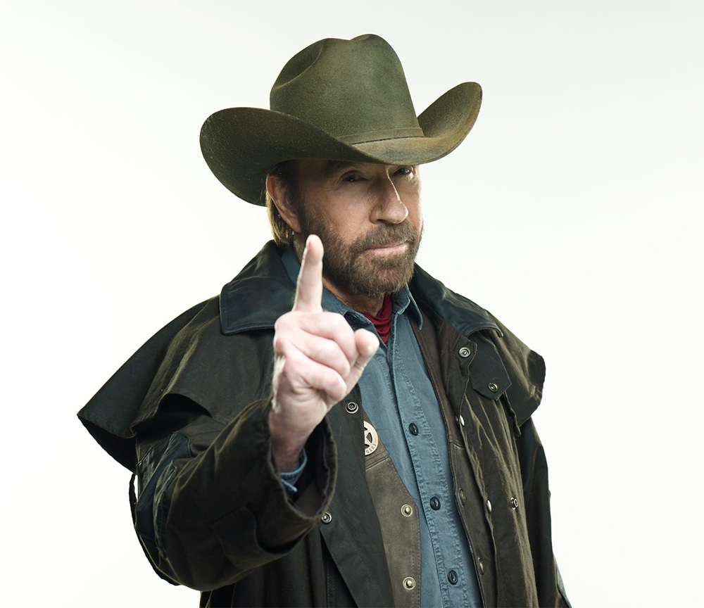 Leadership quotes: Chuck Norris