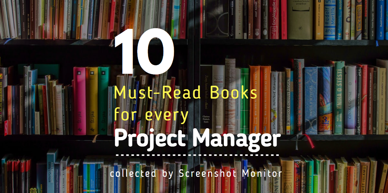 10 must read books for project managers