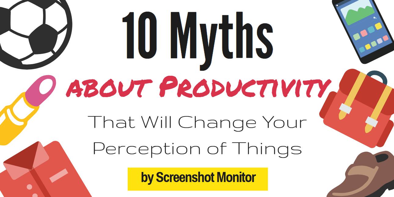 Myths about Productivity